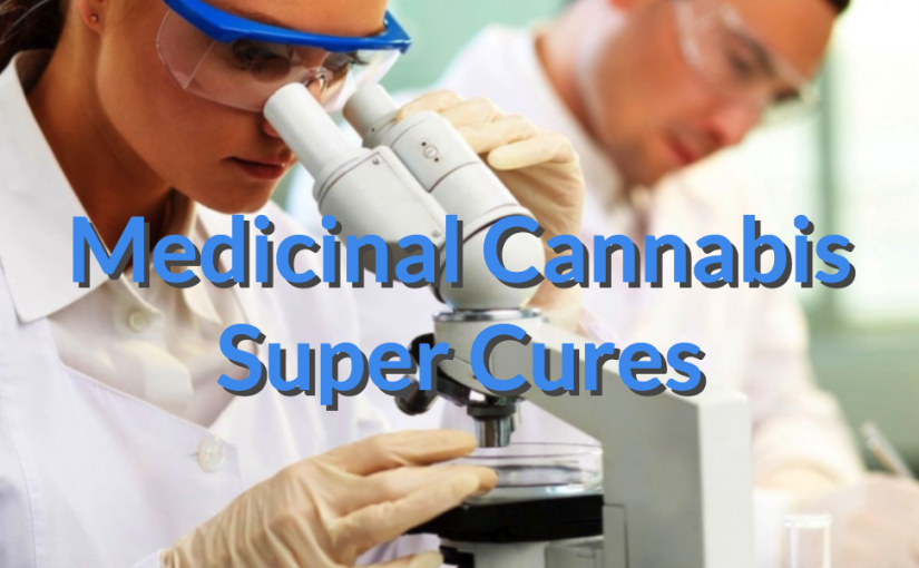 MEDICINAL CANNABIS SUPER CURES