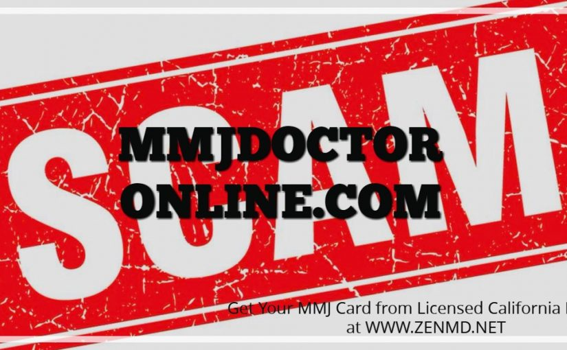 Spotting Online Medical Marijuana Scam: MMJ Doctor Online